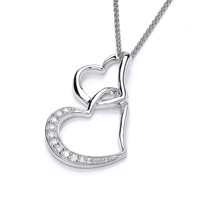 Forever Together Heart Pendant