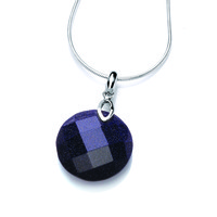 Blue Sandstone Beauty Pendant