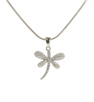 Dreamy Dragonfly Pendant