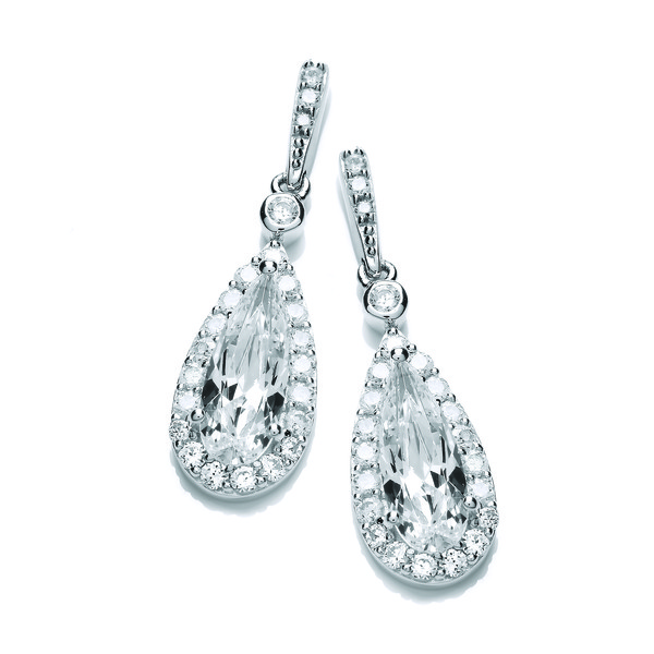The Great Gatsby Glamour Earrings