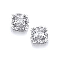 Regal Cubic Zirconia Earrings