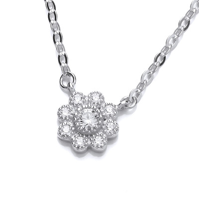 Dancing Daisy Necklace