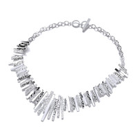 Silver Showstopper Necklace