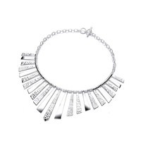 Silver Egyptian Necklace
