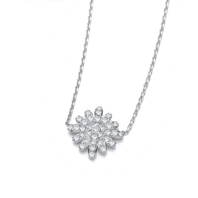 Starburst Daisy Necklace