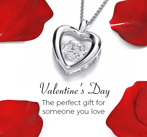 The perfect jewellery gift this Valentine's Day