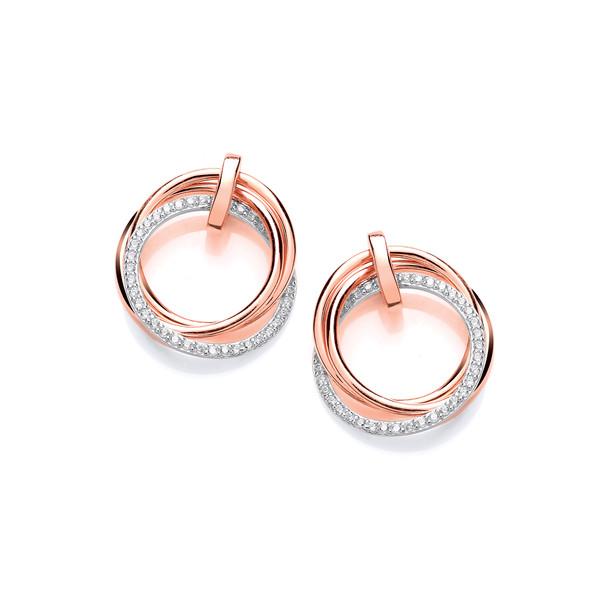 Loops And Hoops Earrings