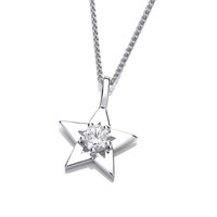 Simply a Star Pendant