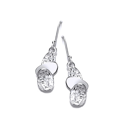 Silver Party Earrings