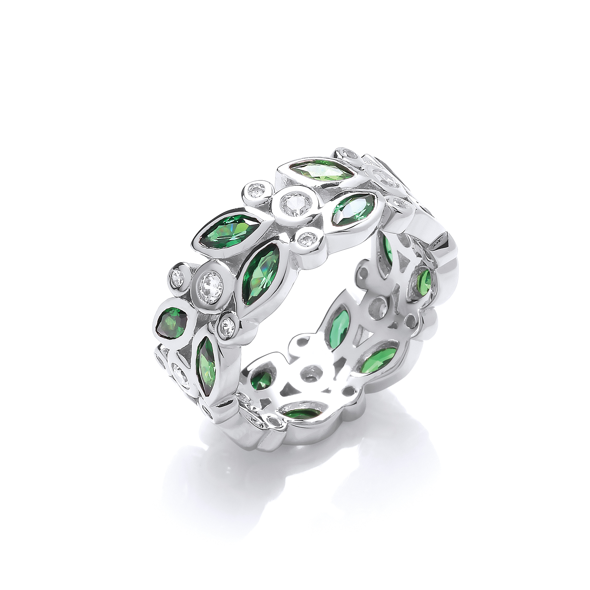 Emeralds for May Birthdays