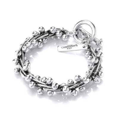 Assay Assured Sterling Silver Bracelets