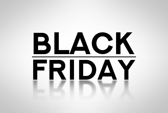 Checkout our Black Friday Discount!