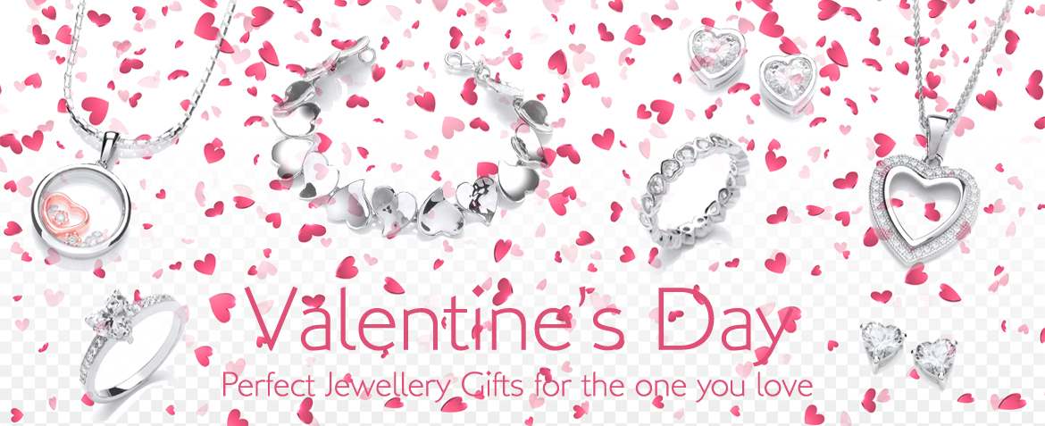 Valentine's Day Jewellery Gifts