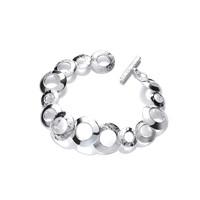 8ce310d14 Plain Silver Bracelets - Cavendish French