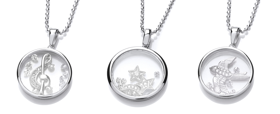 Cavendish French Silver Jewellery Celestial Collection