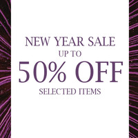 Our New Year Sale Is Here!