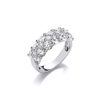 Looking Gorgeous CZ Ring