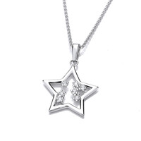 You're a Star CZ Pendant